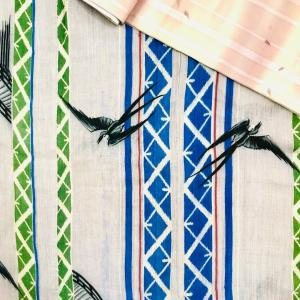 LUNCOの夏の気まぐれセール  盛夏の麻・晩夏の絹 新着1-2