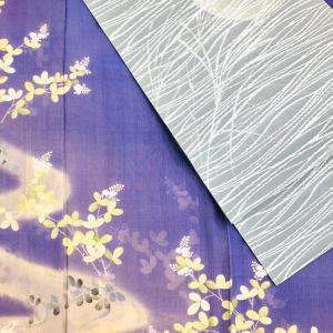 『3日間の夏着物』8/8(土)~10(月祝) ¥11,000着物 ③