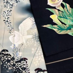 新着3-1『すきとおった黒 と』6/26(土)-6/30(水)