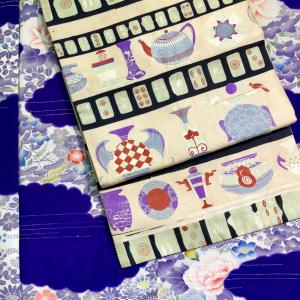 新着14-1「藍紫 requiem」9/23(木祝)-9/27(月)