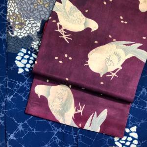 新着15-2「藍紫 requiem」9/23(木祝)-9/27(月)