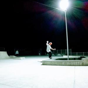 ひらめき♥スケートボード