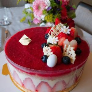 3月「苺のフレジエ」追加Lessonのご案内