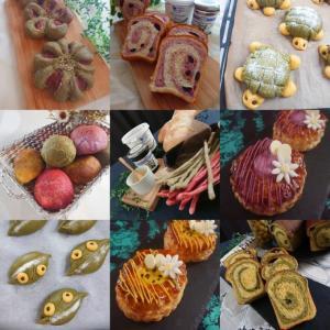 沖縄野菜スイーツ&パン