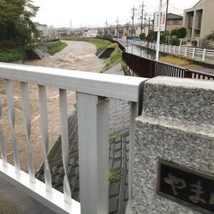 ☑︎大型で非常に強い台風19号が12日(土)から13(日)にかけて、関東地方を直撃しています。