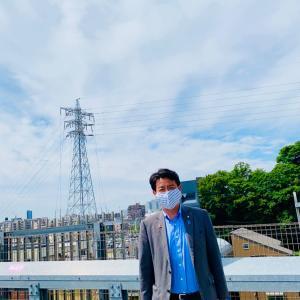 東京は30度を超えるそうです。 みなさま、熱中症にご注意下さい。