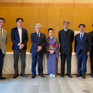 町田茶道会「茶席の設えを楽しむ会」で一期一会をいただきました。