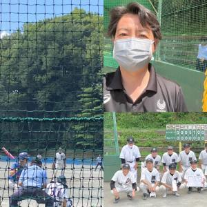町田のソフトボールも頑張ってます。