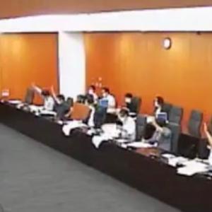 町田市議会決算審議(健康福祉常任委員会)で意見を付しました。