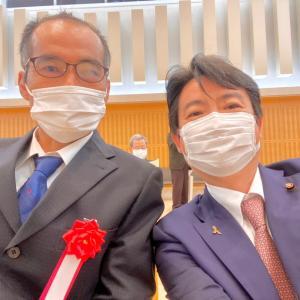 町田市表彰式