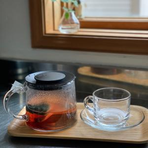 お気に入りのカップとゆっくり過ごす時間と乳がんより悩むこと