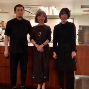 憧れの人に会ってきました!二つ星レストラン PRISMA オーナーシェフ斎藤智史さん