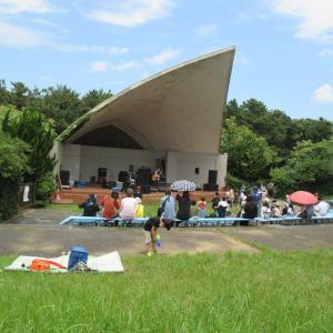 トロピコの街 ライヴリポート at 稲毛野外音楽堂