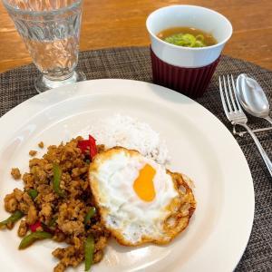 大好評のガパオとトムヤムガイスープ♡東京銀座イタリア料理・家庭料理教室