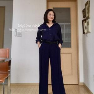 失敗のないコーディネートを簡単に作る手順♪50代アラフィフファッションコーディネート