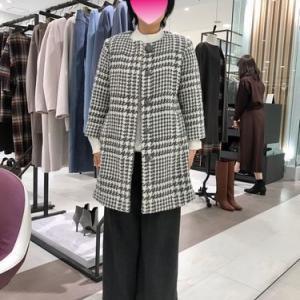 綺麗めファッションがお好きな骨格バランス診断ナチュラルさんとショッピング!in名古屋