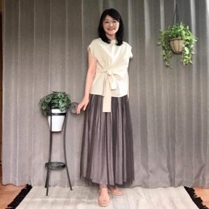 夏に最適♪ふわふわの履き心地のスカート!MyOwnStyleセレクト新入荷商品のご紹介