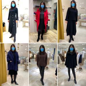 似合う服の選び方 骨格バランス®診断ファッションアドバイザー養成講座で同行ショッピング