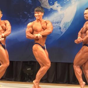 第65回 男子日本ボディビル選手権