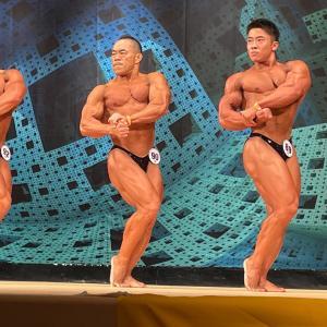 2021年 日本クラス別ボディビル選手権