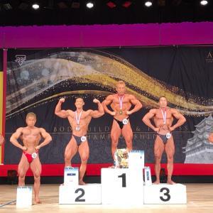 日本クラシックボディビル選手権大会    171cm以下級