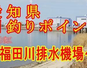 【動画】東海釣りポイント:2本目