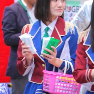 10月19日 大道町人祭りの 近藤真琴さん