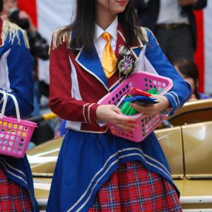 10月19日 大道町人祭りの 桜木彩音さん その2