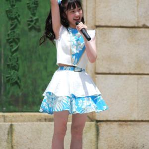7月12日 鶴舞公園の 松浦成美さん その2