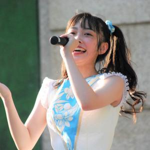 8月29日 鶴舞公園 松浦成美さん その2