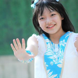 8月29日 鶴舞公園の 山本紗那さん その7