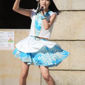 11月3日 鶴舞公園野外ステージ 山本紗那さん その4