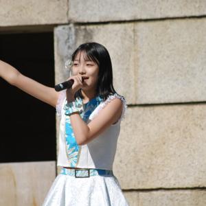 11月3日 鶴舞公園野外ステージ 山本紗那さん その5