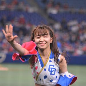 4月27日 対阪神タイガース戦 メモ