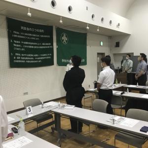 同友会御殿場支部6月例会、次亜塩素酸水、勝間田誠さん、アフターコロナ、スイカ、ゼリー