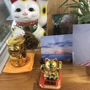招き猫、桃、ライオンズクラブ60周年実行委員会、セブンイレブン自販機、「とみ田」冷やしつけ麺、フルーツサンド、しろもち鯛焼き