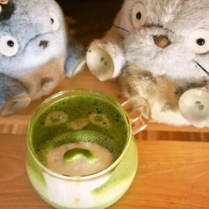 今日も、いつかの抹茶ラテ