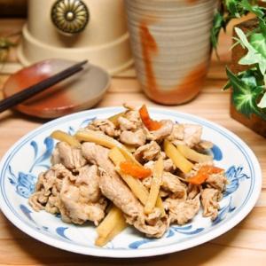 フライパン一つde豚肉とジャガイモのオイスター炒め