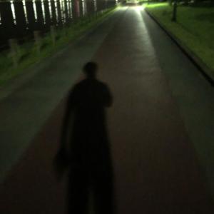ジョギング!