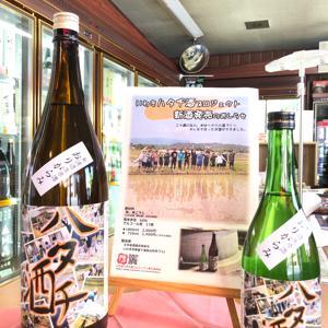 「いわきハタチ酒」発売開始