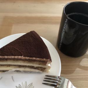 美味しいケーキと苦肉の策