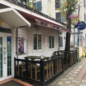 釜山でトルコ飯