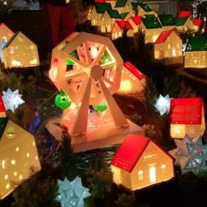 クリスマスシーズン到来なのかな。
