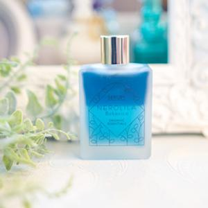 青が美しい レスキュー ビューティーセラム