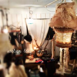 不思議森洋装店 明日開催のワークショップはLuffiqueカラーリーディングの会そして~黒枝豆~
