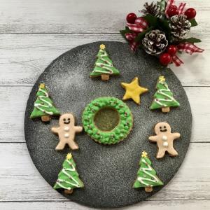 クリスマスクッキー to 角食パンとおまけの焼き芋☆