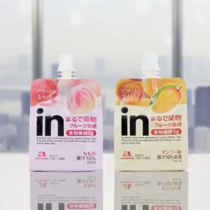フルーツ食感シリーズ inゼリー♡充電デザート♡ rsp82ndlive