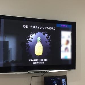 元祖・台湾パイナップル石けん教室は終わりました。