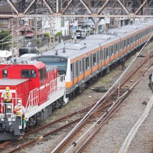 E233系トタT71編成J-TREC出場