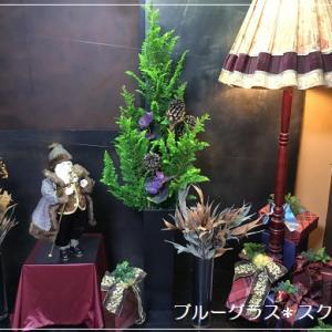 ✻大人のクリスマスディナー、11月のテーブルコーディネートレッスン